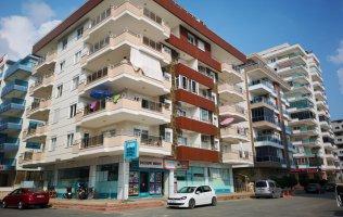 Просторные апартаменты 1+1 в центре Махмутлара, Аланья
