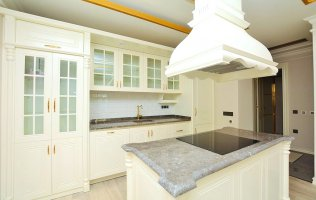 1+1 Apartment in a luxury complex in Alanya, Oba
