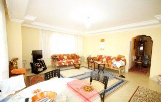 Недорогая квартира 2+1 с мебелью в Алании, Махмутлар