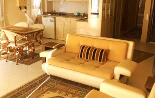 Cheap furnished 2+1 apartment in Alanya