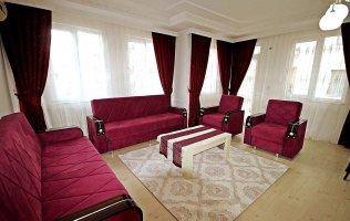 Недорогая меблированная квартира 2+1 в Махмутларе