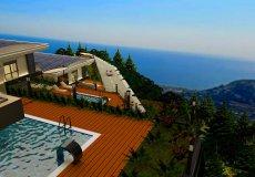 New project of villas in Bektash, Alanya - 1