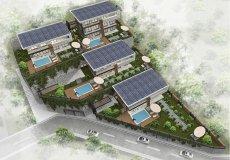 New project of villas in Bektash, Alanya - 2