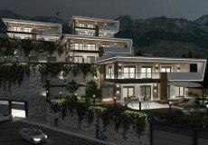 New project of villas in Bektash, Alanya - 3