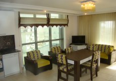 Furnished one bedroom apartment in Cikcilli district in Alanya - 12