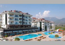 Furnished one bedroom apartment in Cikcilli district in Alanya - 6