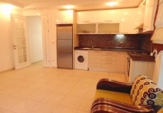 Furnished one bedroom apartment in Cikcilli district in Alanya - 10