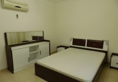 Furnished one bedroom apartment in Cikcilli district in Alanya - 14