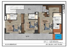 New project of villas in Bektash, Alanya - 12