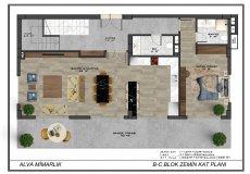 New project of villas in Bektash, Alanya - 11