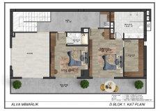 New project of villas in Bektash, Alanya - 14