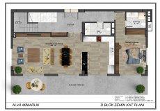 New project of villas in Bektash, Alanya - 13