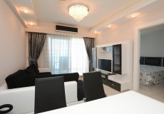Аренда квартиры 1+1 в роскошном элитном комплексе Azura Park р-н. Махмутлар в Алании - 5