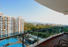Аренда квартиры 1+1 в роскошном элитном комплексе Azura Park р-н. Махмутлар в Алании - 13