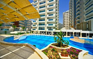 Elite property in Alanya at an affordable price