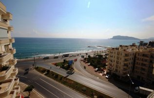 Apartment in Tosmur, with stunning view of the sea