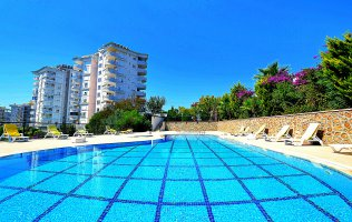 Cheap furnished apartment in Tosmur, Alanya