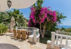 Furnished villa with sea view in Cikcilli, Alanya - 21