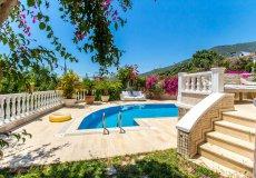 Furnished villa with sea view in Cikcilli, Alanya - 3