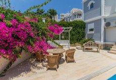 Furnished villa with sea view in Cikcilli, Alanya - 23