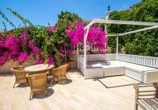Furnished villa with sea view in Cikcilli, Alanya - 22