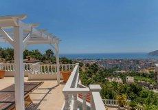 Furnished villa with sea view in Cikcilli, Alanya - 19