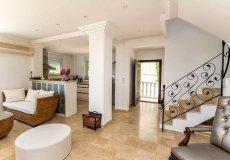 Furnished villa with sea view in Cikcilli, Alanya - 5