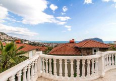 Villa a Alanya with stunning view of the famous Alanya fortress - 17
