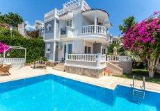 Furnished villa with sea view in Cikcilli, Alanya - 1