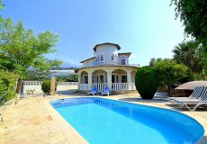 Villa with private pool in Mahmutlar, Alanya - 1