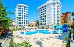 Elite property in the center of Alanya