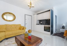 Cozy studio with furniture in Alanya,Kestel in the new luxury complex - 39