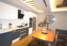 Modern 2 + 1 apartment in Alanya, Oba - 5