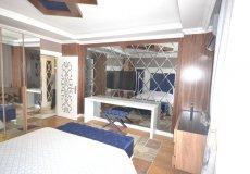 Современная квартира 2+1 в Алании элитном районе Оба - 13