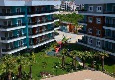 Новая квартира в Алании в престижном комплексе р.Оба - 7
