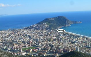 Apartment from the owner in Alanya center