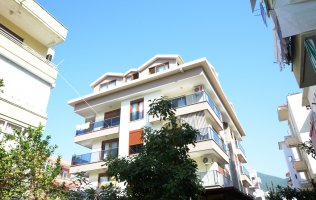 Penthouse in Alanya, just 100 m from Cleopatra Beach