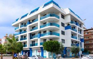 New 1+1 apartment in Alanya, Oba