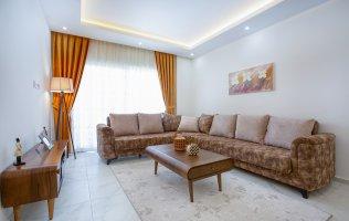 Новая квартира по выгодной цене в Аланье в современном комплексе р.Махмутлар