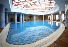 Two-storey villa 3 + 1 in Alanya in the luxury complex, Kargicak - 15