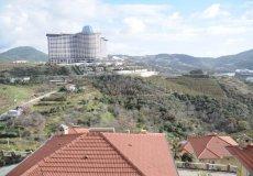 Two-storey villa 3 + 1 in Alanya in the luxury complex, Kargicak - 33