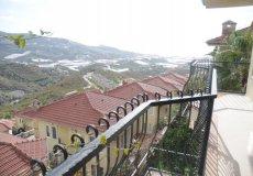 Two-storey villa 3 + 1 in Alanya in the luxury complex, Kargicak - 30