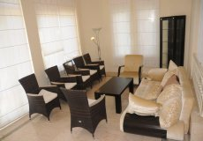 Two-storey villa 3 + 1 in Alanya in the luxury complex, Kargicak - 18