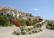 Two-storey villa 3 + 1 in Alanya in the luxury complex, Kargicak - 1