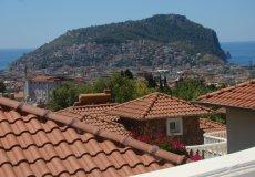 Вилла с видом на море и крепость Алании по доступной цене - 21