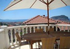 Вилла с видом на море и крепость Алании по доступной цене - 22