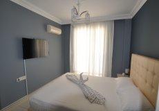 Меблированная квартира в Аланье в комплексе район Махмутлар - 10