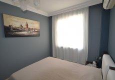 Меблированная квартира в Аланье в комплексе район Махмутлар - 12