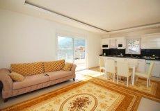 Квартира 2+1  с мебелью в центре Алании - 5