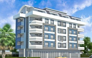 Коммерческая недвижимость в центре Алании